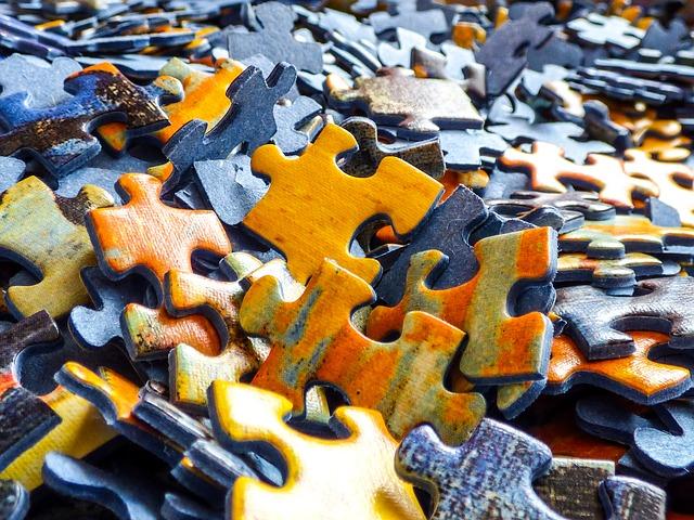 Edukacyjne zabawki dla dzieci – puzzle