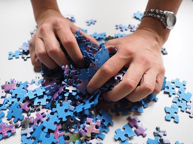 Puzzle – doskonała zabawka edukacyjna